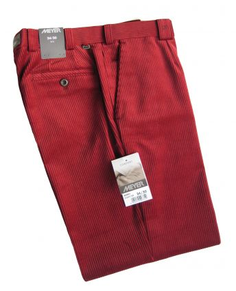Meyer men's heavyweight corduroy trousers for autumn and winter ...
